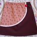 lil' dear apron skirt