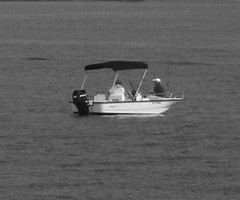 black and white men in boat | by thephotographer4you®