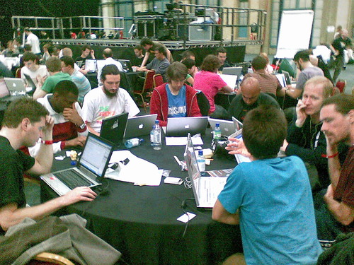 bbc yahoo london hackday | by osde8info