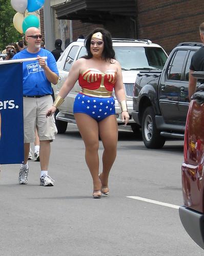Bbw Wonder Woman Blog 21