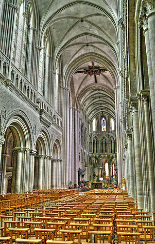 Abbey Church Of St Etienne Caen France Flickr