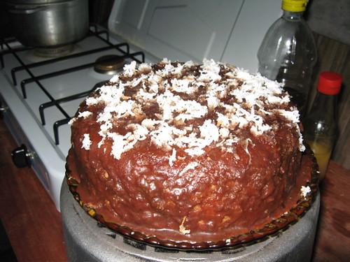 Cake On Stove Recipe In Urdu