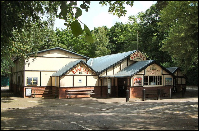 Kinema In The Woods Woodhall Spa Lincolnshire Flickr