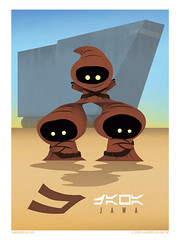 J is for Jawa