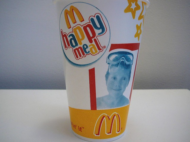 Mcdonalds Happy Meal Lcd Games Big The Cat