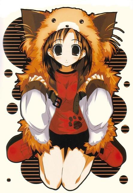 Bear Anime