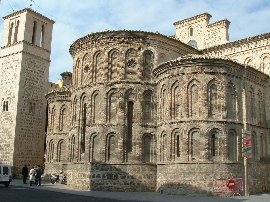 Iglesia de Santiago del Arrabal - Ábside  Alberto  Flickr