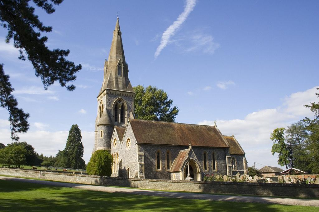 St mark 39 s church englefield st mark 39 s church on the St mark s church englefield