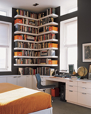 Outstanding Shelves In Small Spaces Gallery Best Idea Home