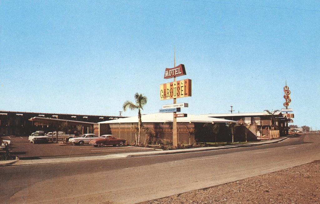 Motel  In Fresno