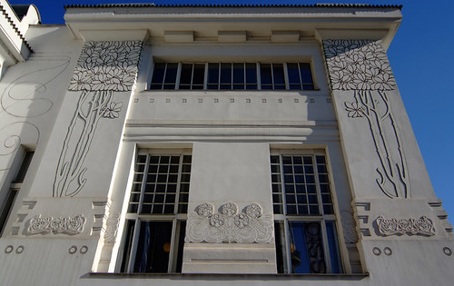 Secession building, Vienna | by frotos (Fred Shively)
