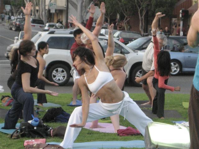 Sexy Yoga Teacher  Fairybabe  Flickr-4854