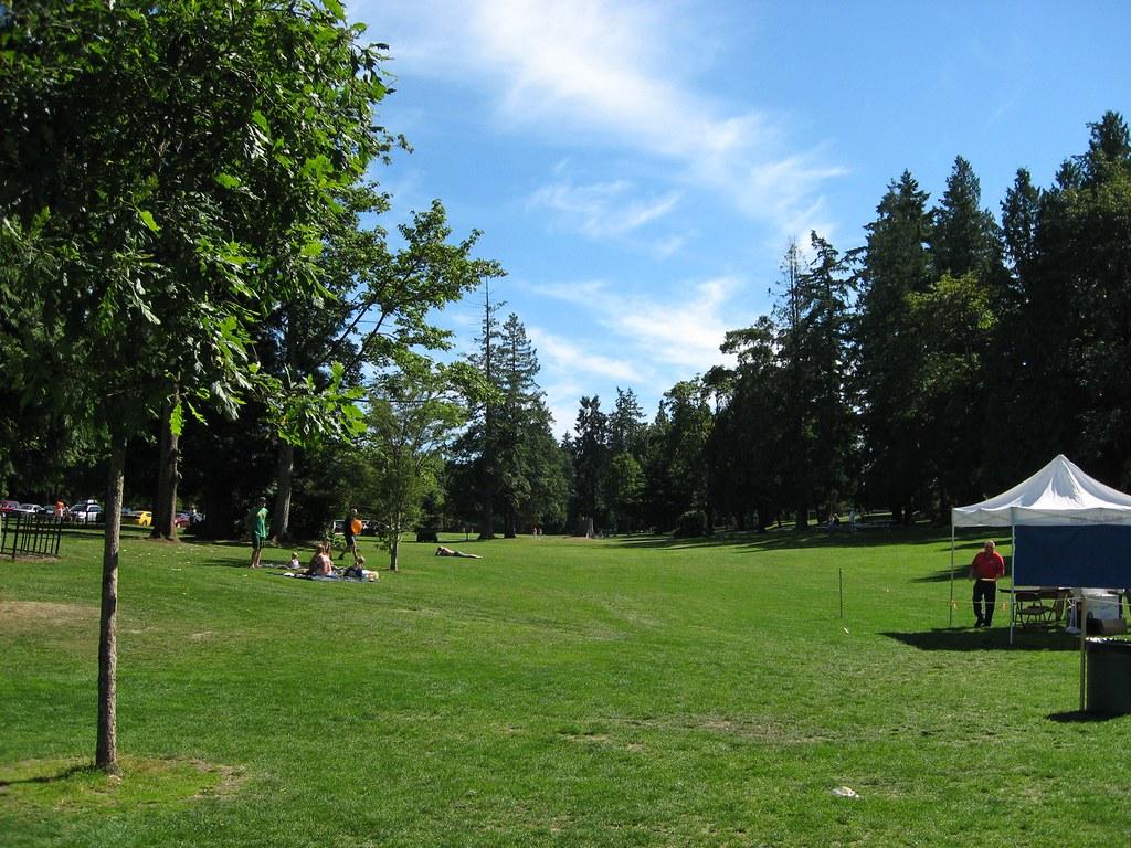 Steel Lake Park : Steel lake park beaster flickr