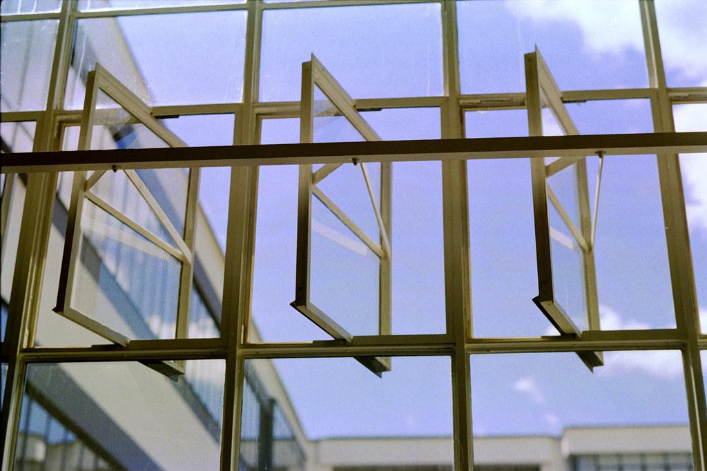 Dessau Bauhaus Interior 4 Marvelously Mechanical