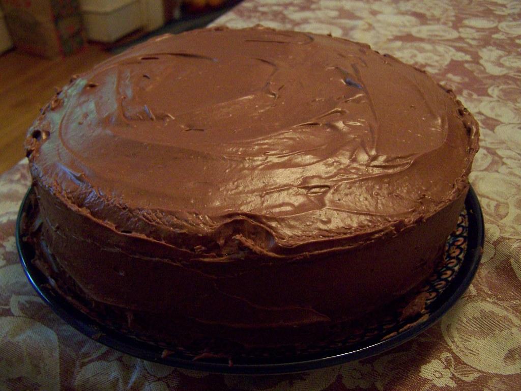 Chocolate Zucchini And Carrot Cake
