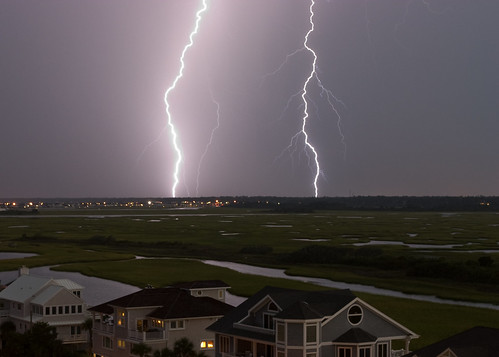 Lightening over Wrightsville | by Brian Leon of Ottawa