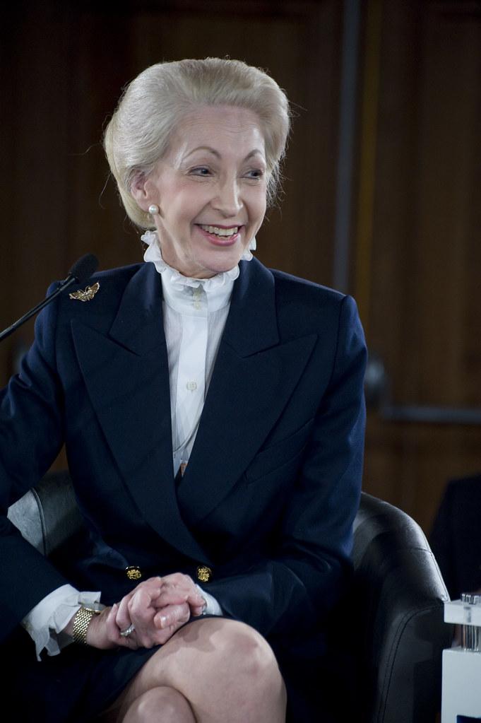 Lady Barbara Judge - World Economic Forum on the Middle Ea