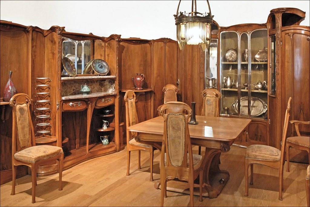 La salle manger de l 39 h tel guimard petit palais flickr for Salle a manger in english