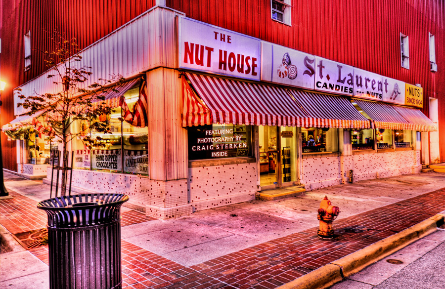 The Nut House Nuts Since 1904 St Laurent Bros Bay
