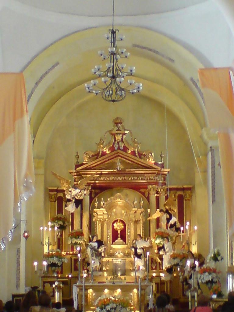 San Jose Catedral Antigua Guatemala Interior de San José Catedral