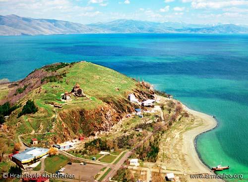 Lake Sevan Lake Sevan In Armenia Narek Flickr