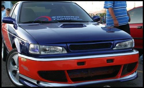 Tsuru Nissan V16 Tuning Decker10 Flickr