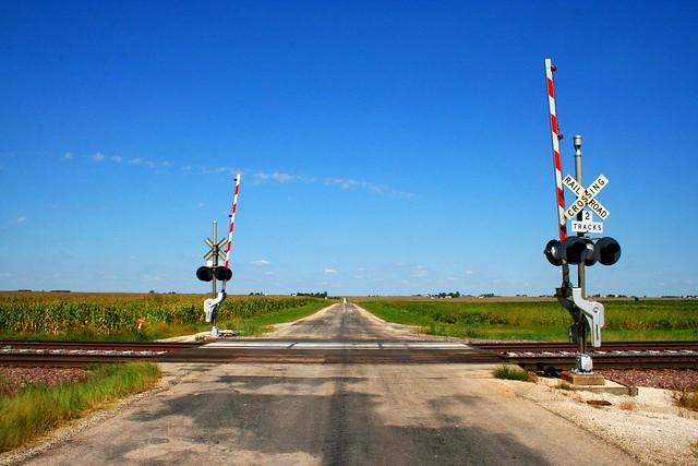 500 word railroad crossing essay
