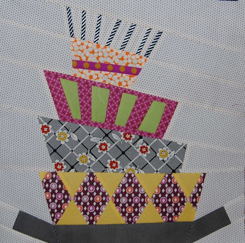 November Ringo Pie block for Anna | by Lynne @ Lilys Quilts