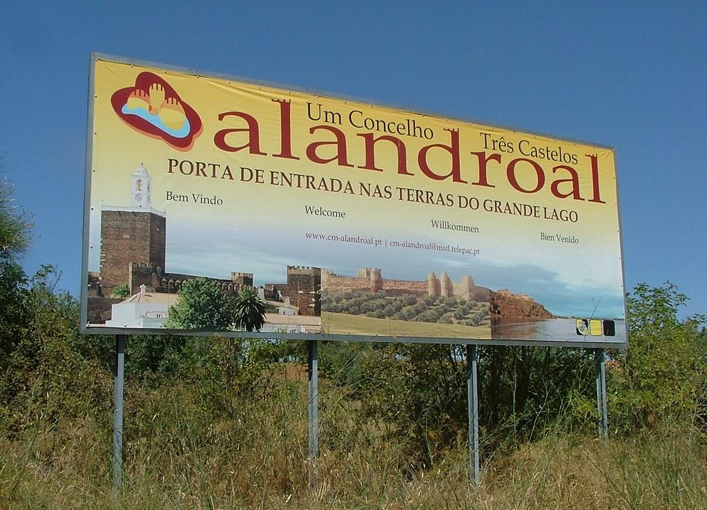 Tres Castelos Alandroal Juromenha E Trena O Alandroal C Flickr