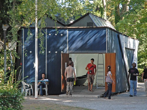 Le Pavillon Finlandais D 39 Alvar Aalto Giardini Venise
