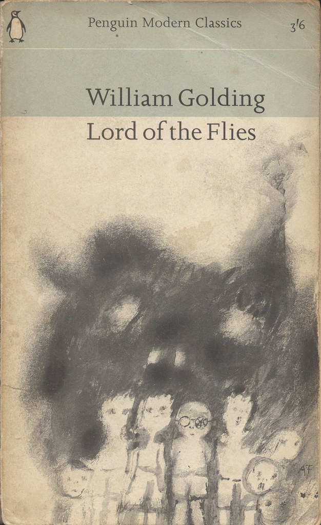 the illustration of the malicious nature of mankind in william goldings lord of the flies The city of lost books attended by a malicious servant whose grotesque appearance differs doubling here becomes a metaphor for the repetitive nature of.