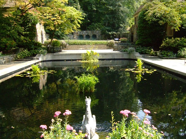 Reflecting pool flickr photo sharing for Garden reflecting pool