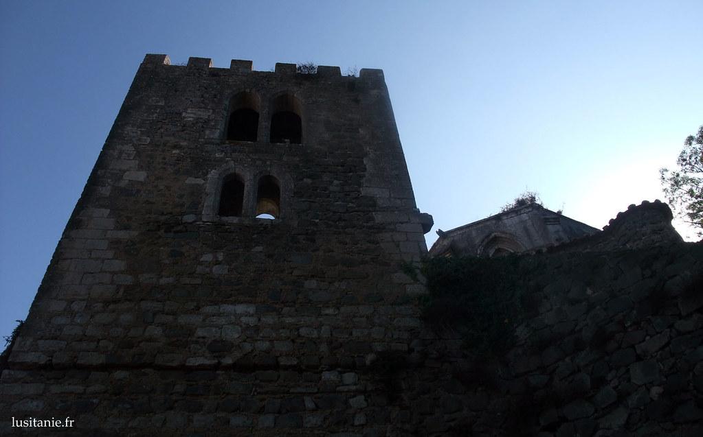 Le château a été reconstitué selon la vision romantique du début du XXème siècle du moyen âge