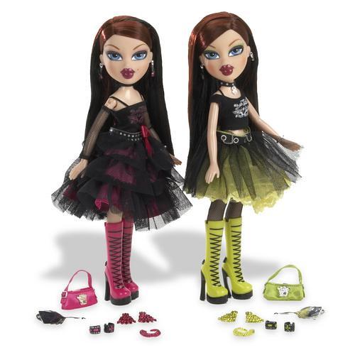 bratz wicked twins diona and ciara tomdav24 flickr