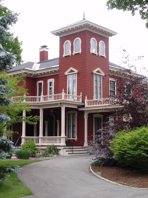 Stephen King's house | Flickr - Photo Sharing!