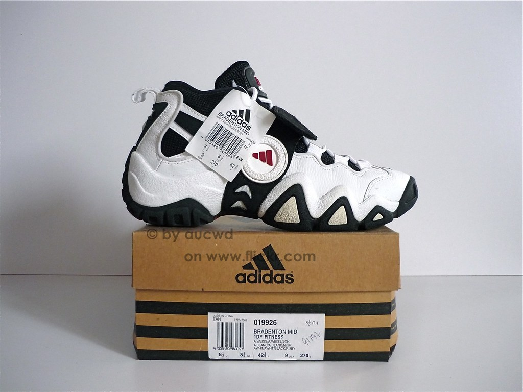 Adidas Torsion Basketball Shoes