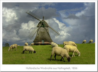 Old Windmill from 1856 | by Doblonaut