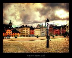 Birger Jarls Torg - Stockholm