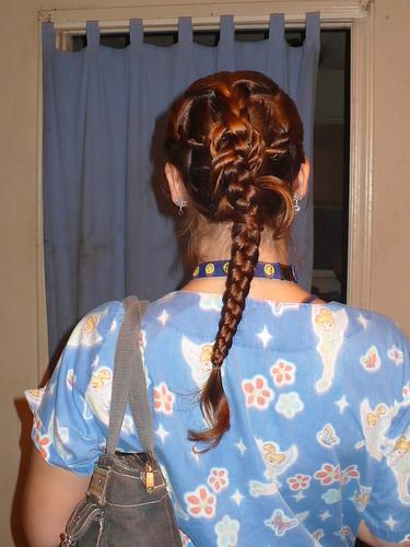 Rope Twist On Natural Hair