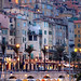Rita Crane Photography:  Twilight in Old Town Menton, French Riviera