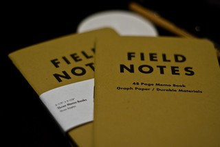 Field Notes | by funkaoshi