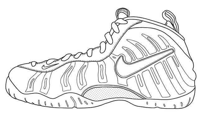 Nike Foamposite Pro blank.jpg | eric.hideo | Flickr