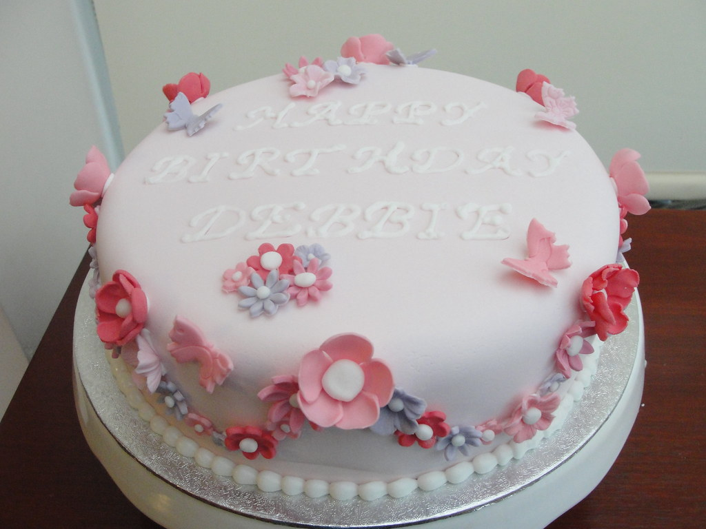 Homemade Christening Cake Ideas