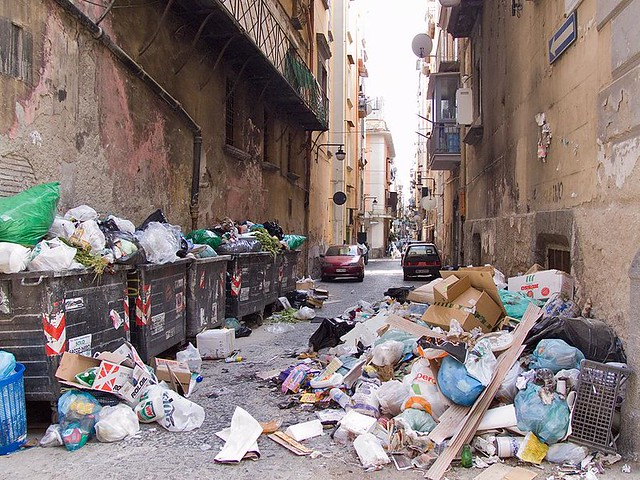 The City Of Naples Solid Waste Division Is Responsible For Collection And Disposal Mercial Residential Horticultural Recyclable Material