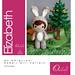 Elizabeth the rabbit amigurumi pattern page 1