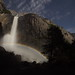 Lower Yosemite Falls Moonbow 2