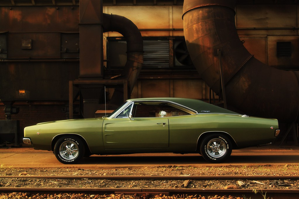 1968 Dodge Charger R/T - The First Post | The original lucky… | Flickr