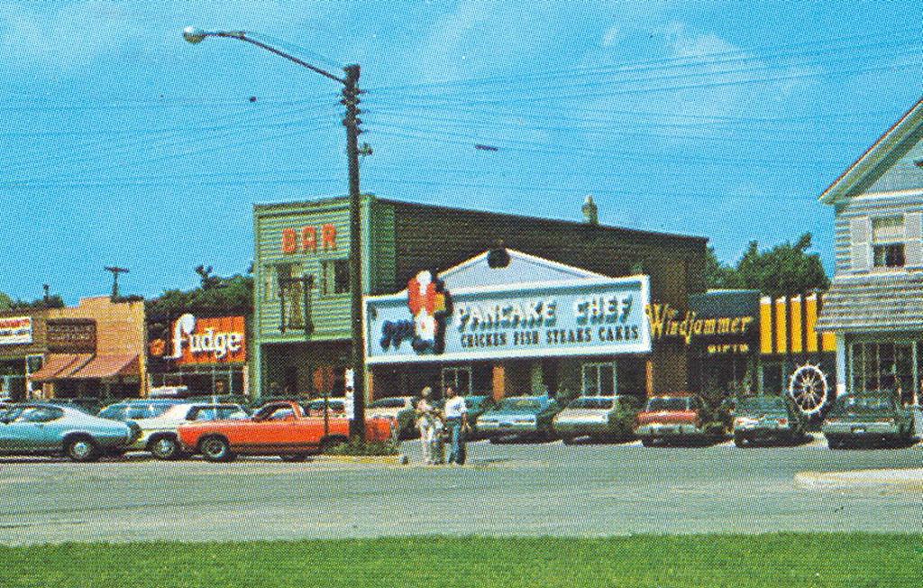 Mackinaw City And Mackinac Island