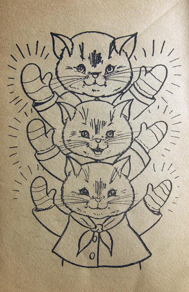 The 3 Little Kittens Found Their Mittens