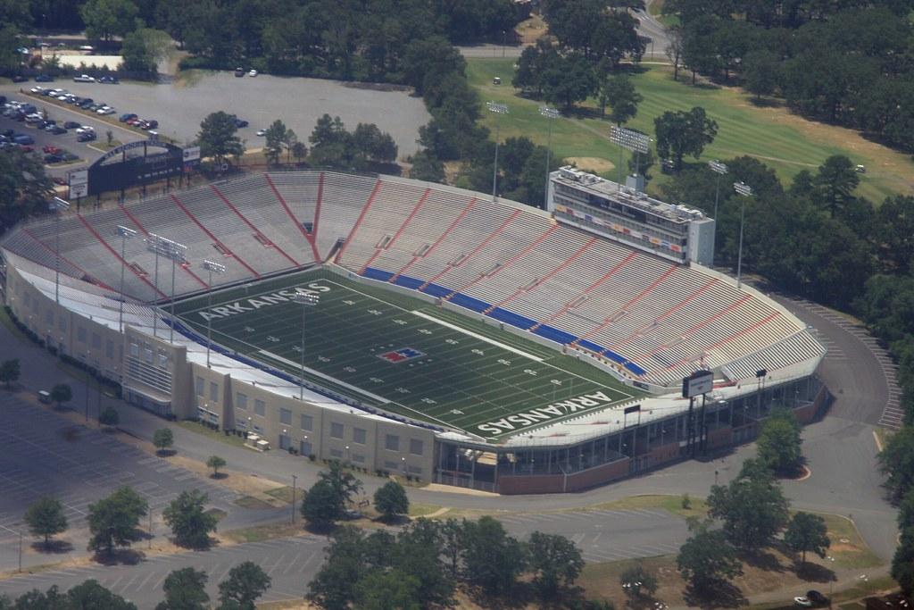 War Memorial Stadium Gary Flickr
